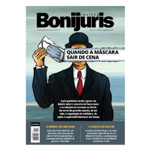 Leia na Revista Bonijuris de agosto: o voto solitário de Marco Aurélio de Mello