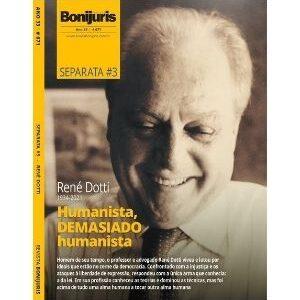 Editora Bonijuris lança edição especial em homenagem a René Dotti